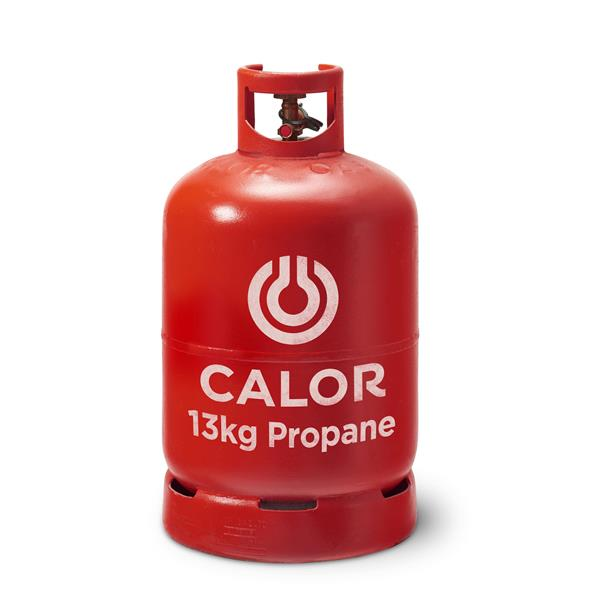 Calor Propane Gas13KG Refill Image 1