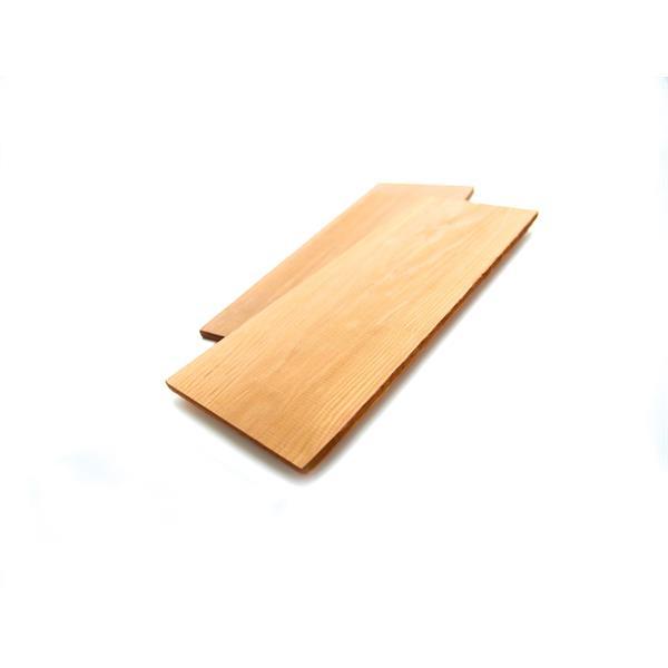 Broil King Cedar Grilling Planks x 2 Image 1
