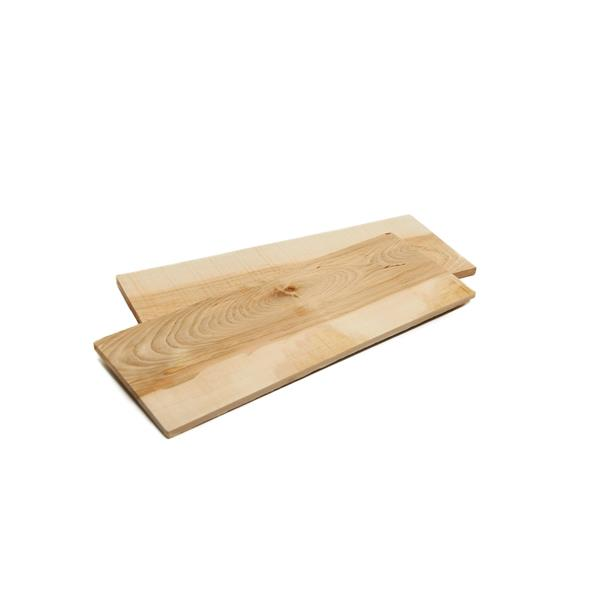 Broil King Maple Grilling Planks x 2  Image 1
