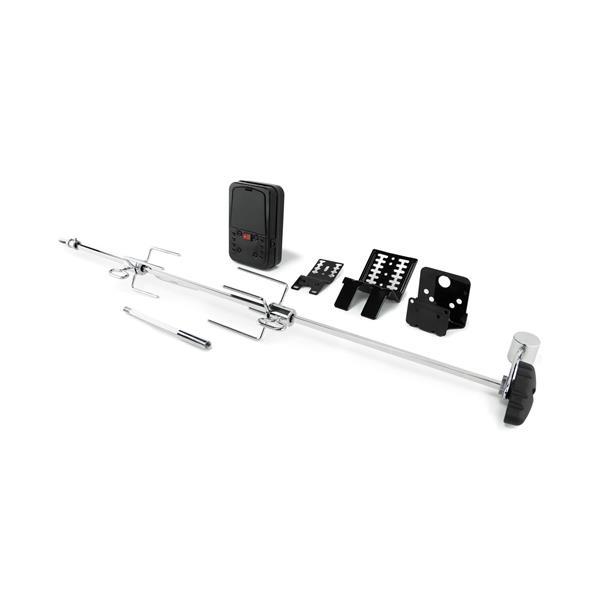 Broil King Universal Battery Motor Rotisserie Kit Image 1