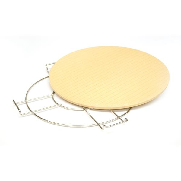 Broil King Keg Pizza Stone Kit Image 1