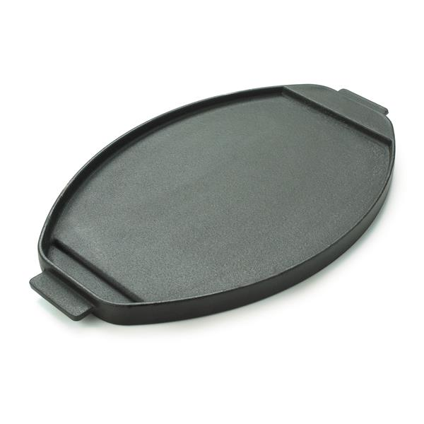 Broil King Keg Cast Iron Griddle Image 1