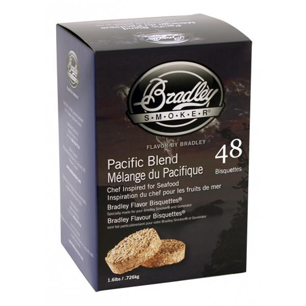 Bradley Pacific Blend Bisquettes Image 1