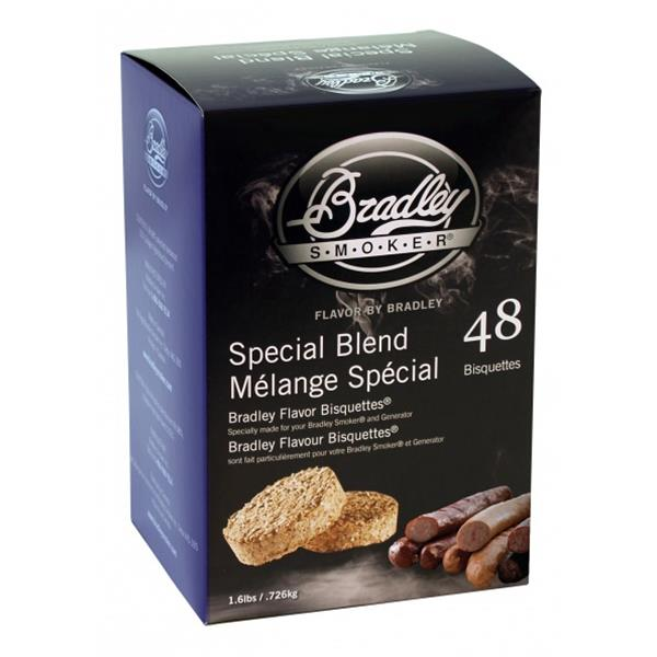 Bradley Special Blend Bisquettes Image 1