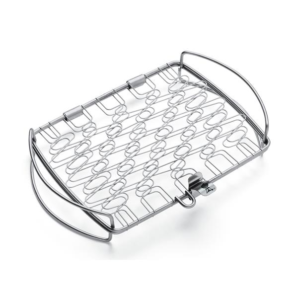 Weber Stainless Steel Small Grilling Basket Image 1