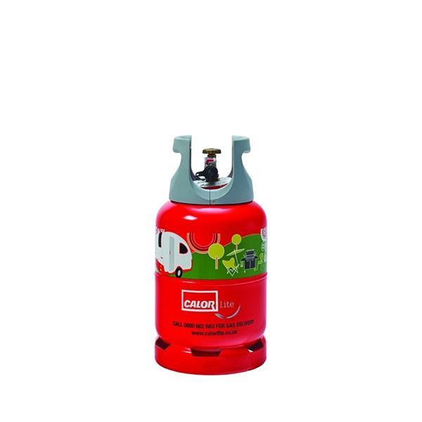 Calor Lite Propane Gas 6KG Refill Image 1