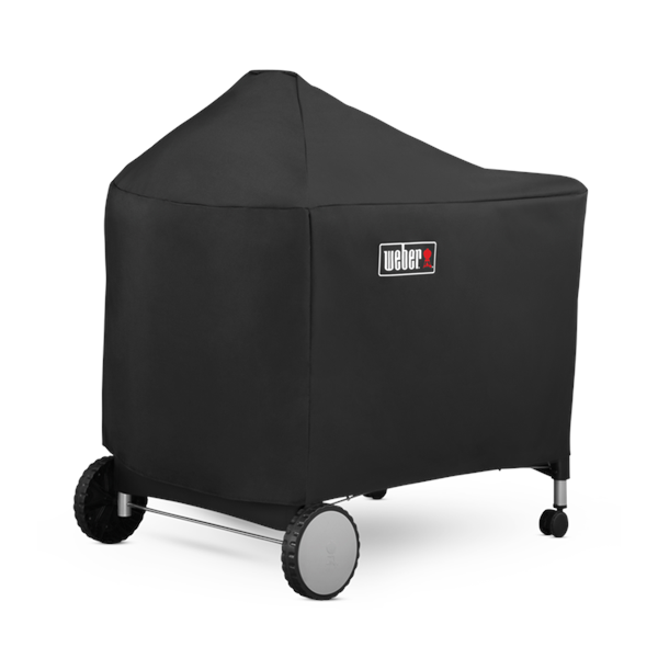 Weber Performer Premium & Deluxe BBQ Cover Image 1