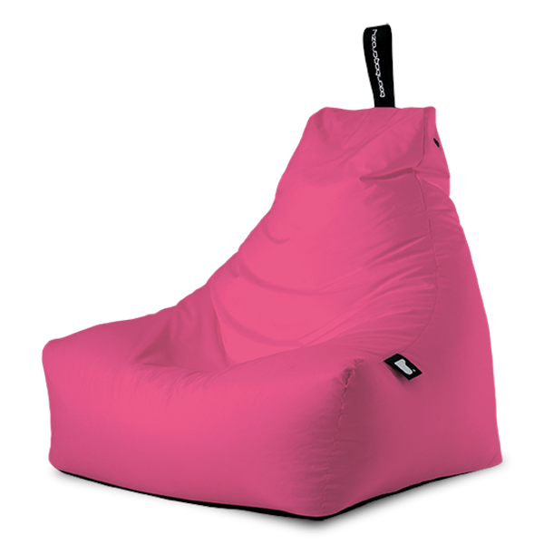 B Bag Mini Pink Image 1