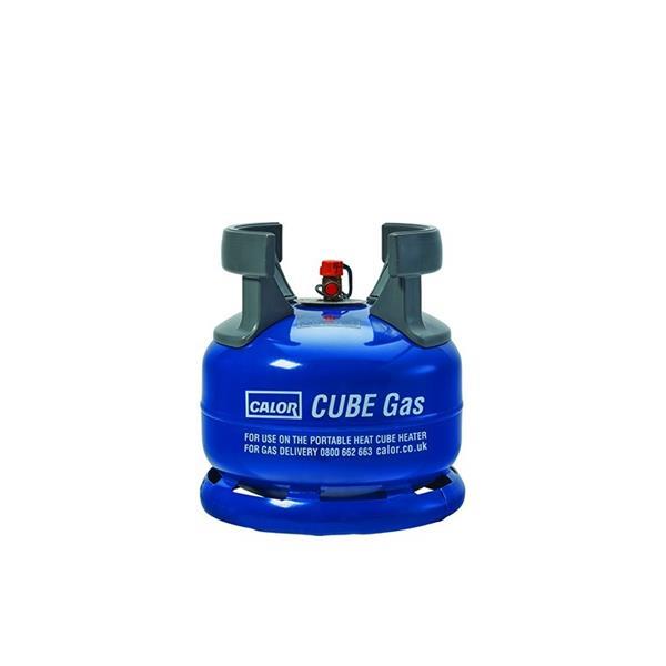 Calor Butane Gas 6kg Cube Refill Image 1