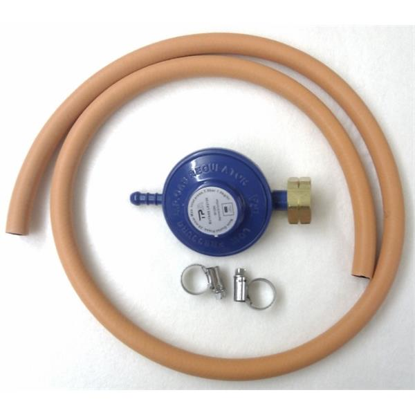 Butane Regulator (4.5KG Calor) & Hose Kit Image 1