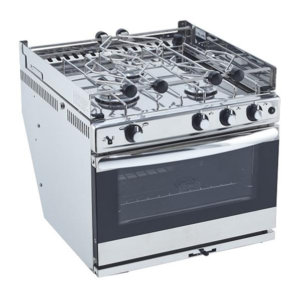 ENO Maine BRETAGNE 3 Galley Range with Oven/Grill Image 1