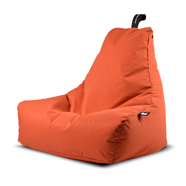 Bean Bag Monster Orange Image 1
