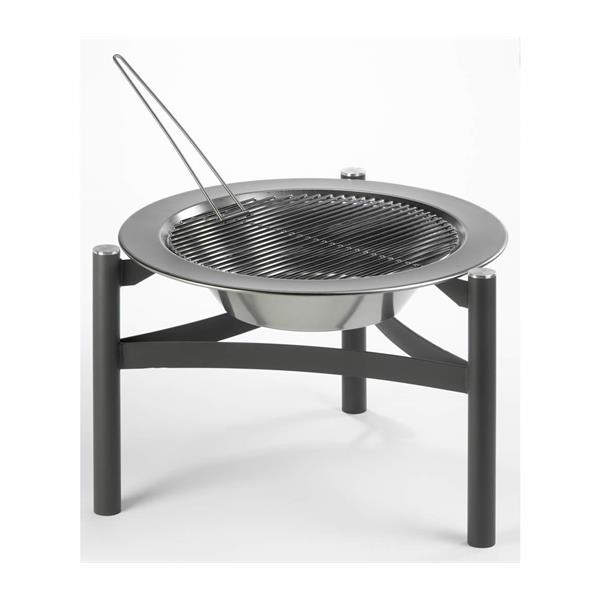 Dancook 9000 Stainless Steel Firepit Image 1