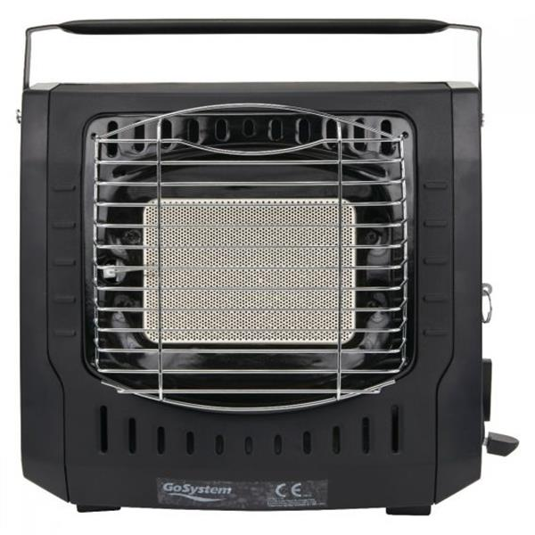 Go System Dynasty Gas Cartridge Outdoor Heater Image 1