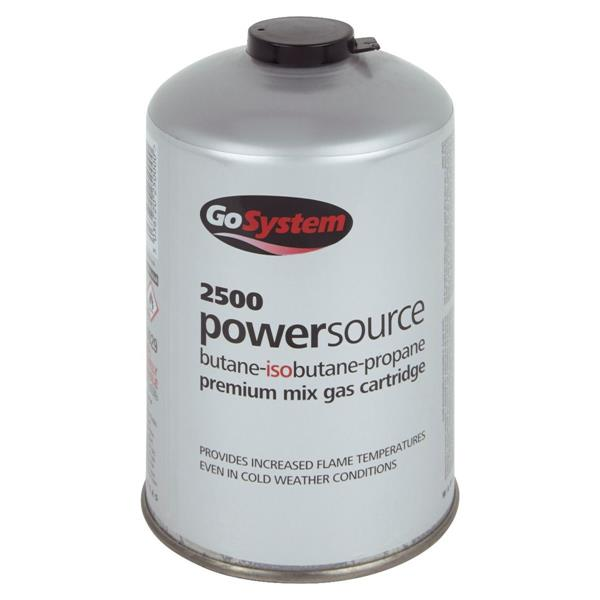 Go System Powersource 445g Butane Propane Mix Cartridge Image 1