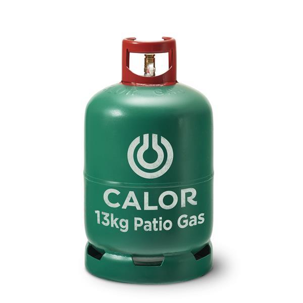 Calor Patio Gas 13kg Refill Image 1