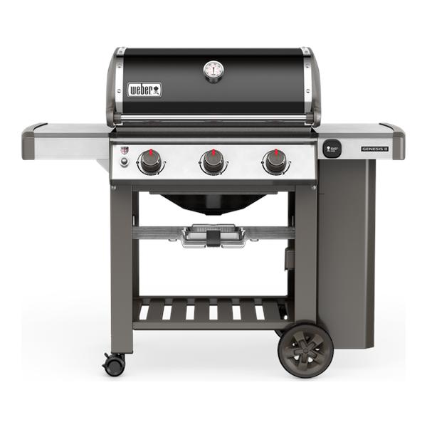 Weber Genesis II E-310 GBS Gas Barbecue (Black) Image 1