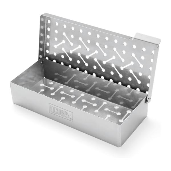 Weber Universal Smoker Box - Fits All Grills Image 1
