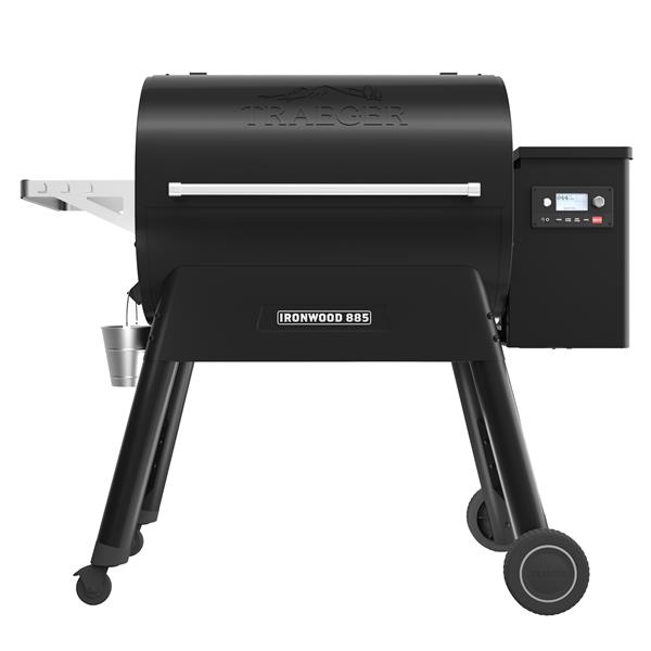 Traeger Ironwood D2 885 Wood Pellet Smoker Image 1