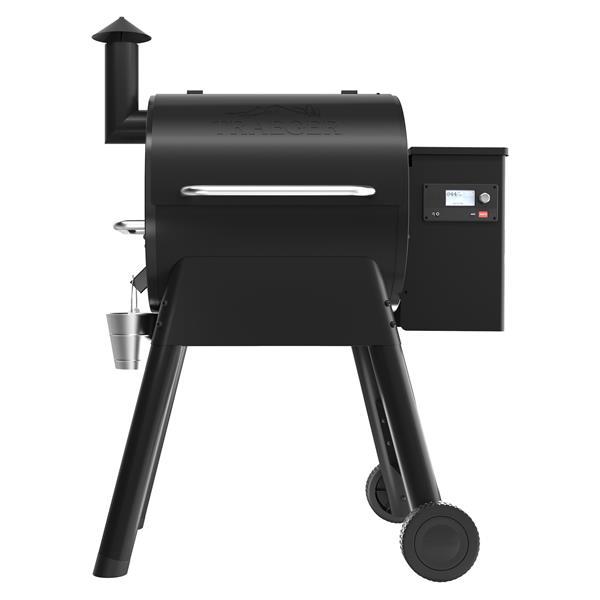 Traeger Pro 575 Wood Pellet Smoker Image 1