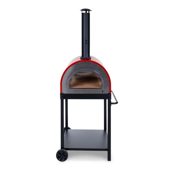 Alfresco Chef Naples Wood Fired Oven Image 1