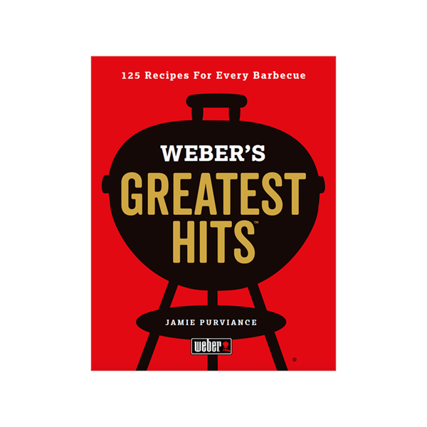 Weber's Greatest Hits Book Image 1