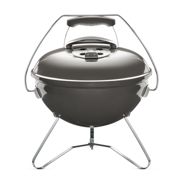 Weber Smokey Joe Premium Charcoal Grill 37cm - Smoke Grey Image 1