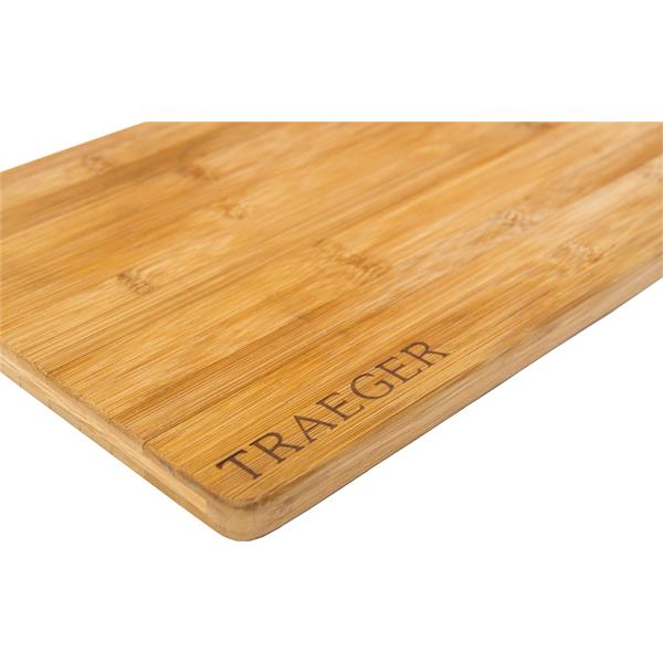 Traeger Magnetic Bamboo Cutting Board Image 1