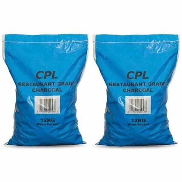 2 x Bags CPL Restaurant Grade Charcoal Image 1