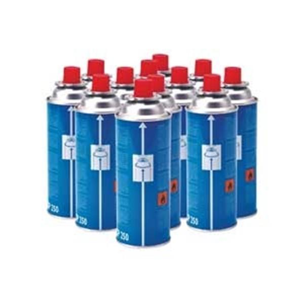 Campingaz CP250 Gas Cartridge 220g (6 x Pack's of 4) Image 1