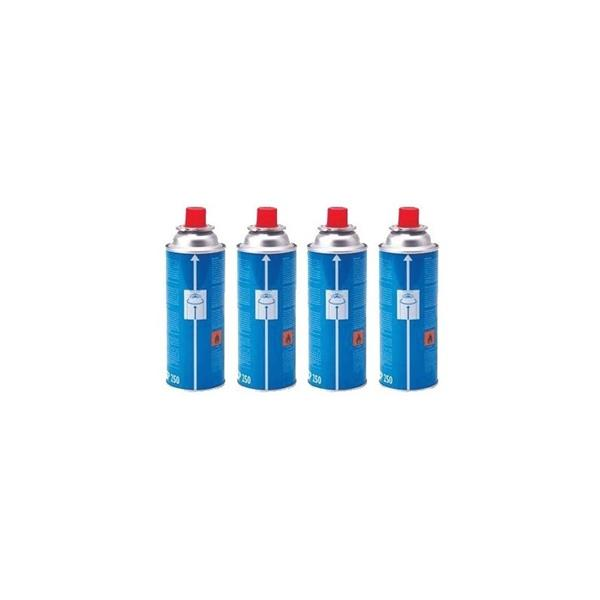 Campingaz CP250 Gas Cartridge 220g (3 x Pack's of 4) Image 1