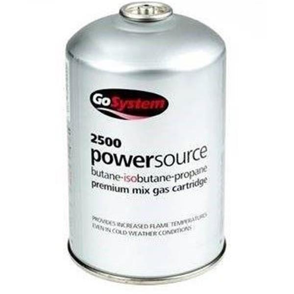 Go System Powersource 445g Butane Propane Mix Cartridge Image 1