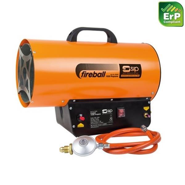 SIP Fireball 1030 30kW Propane Space Heater Image 1