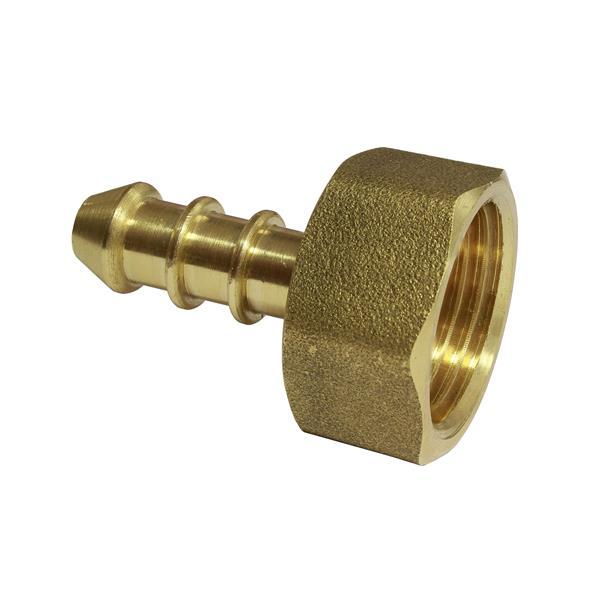 1/4 BSP Female Low Pressure 8mm Hose Nozzle Image 1