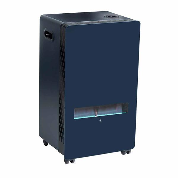 Lifestyle Azure Blue Flame 3.8kW Portable Gas Heater Image 1