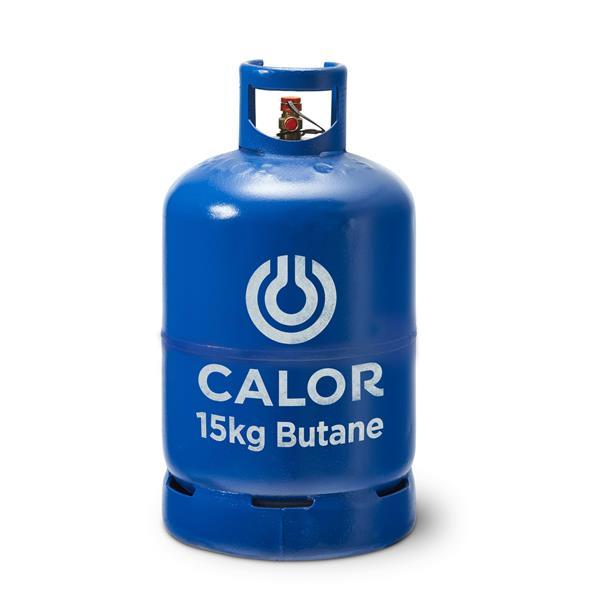 Calor Butane Gas 15KG Refill Image 1