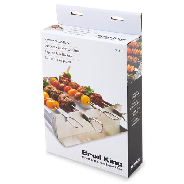 Broil King Narrow Kebab Rack Image 1