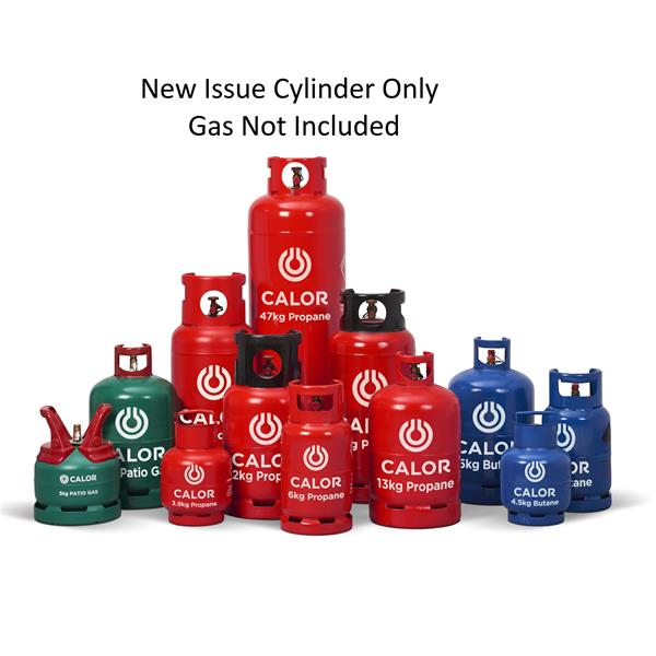 New Issue Calor Gas Cylinder Image 1