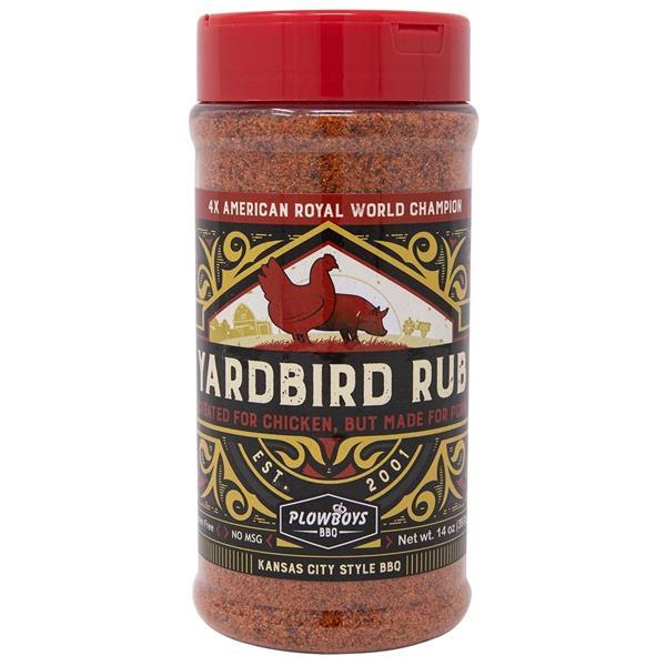 Plowboys BBQ 'Yardbird' Rub - 198g (7oz) Image 1