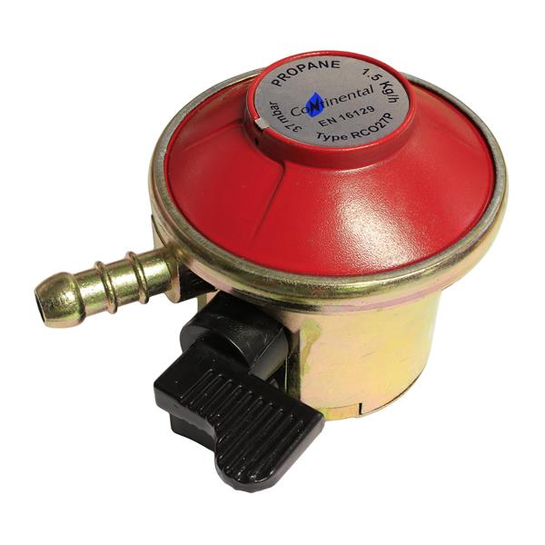 Standard 27mm Clip-on Patio Regulator 37mb 1.5kg Image 1