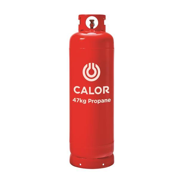 Calor Propane Gas 47kg Refill Image 1