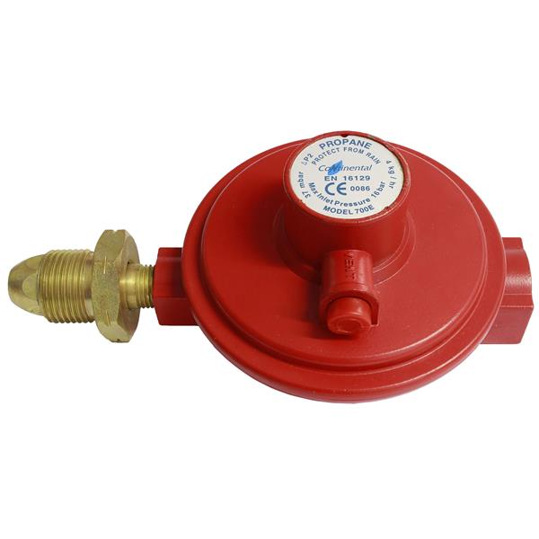 Standard Propane Regulator 37mb 4kg Image 1