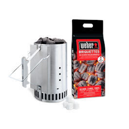 Weber Chimney Starter Kit thumbnail