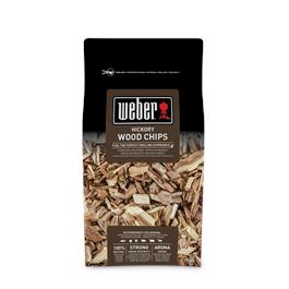 Weber Hickory Wood Chips - 0.7kg thumbnail