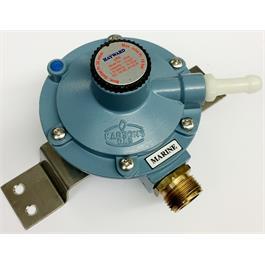 GasBoat 4009 Marine Bulkhead Regulator 30mb BS EN 16129 Annex M thumbnail