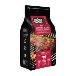 Weber Beef Wood Chip Blend - 0.7kg thumbnail