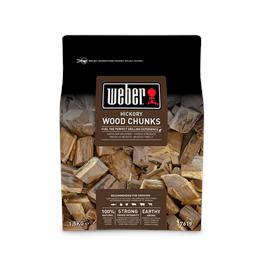 Weber Hickory Wood Chunks - 1.5kg thumbnail