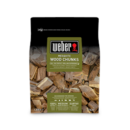 Weber Mesquite Wood Chunks thumbnail