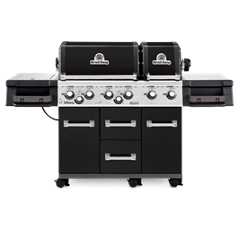 Broil King Imperial XL Barbecue (Black) thumbnail