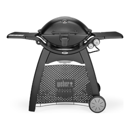 Weber Q3200 Black With Permanent Cart thumbnail